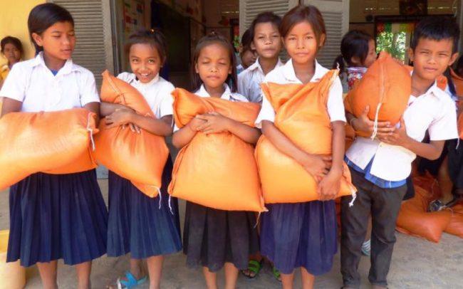 Rice Scholarship Children