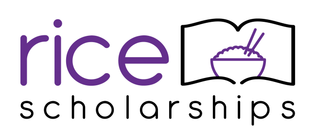 Rice scholarships logo