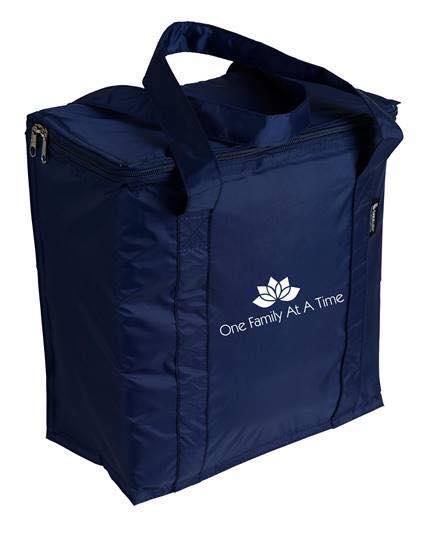 Chiller Bag Blue